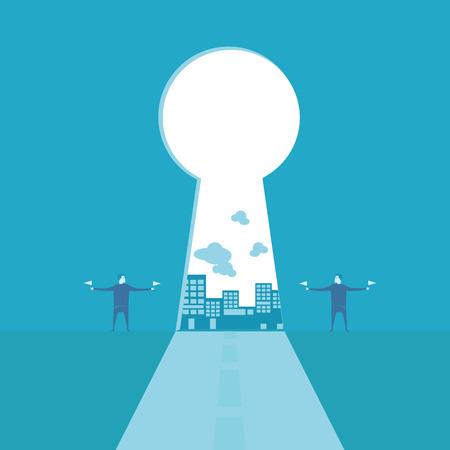 llave de sol: Éxito pista clave