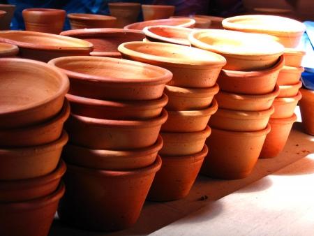 ollas de barro: Las ollas de barro en Tailandia