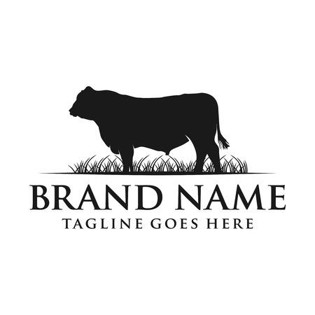 angus koe logo uw bedrijf