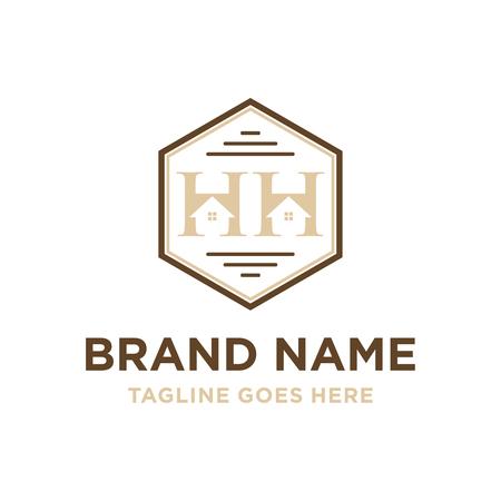 initial design of HH property your company Ilustração