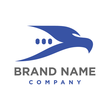 aircraft head logo your company
