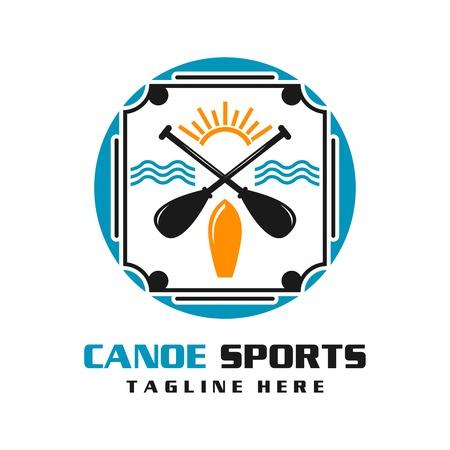 canoe sports logo your company