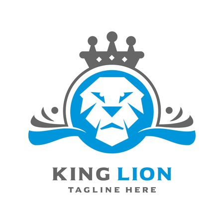 lion king's logo your company