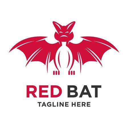 bat animal logo your company