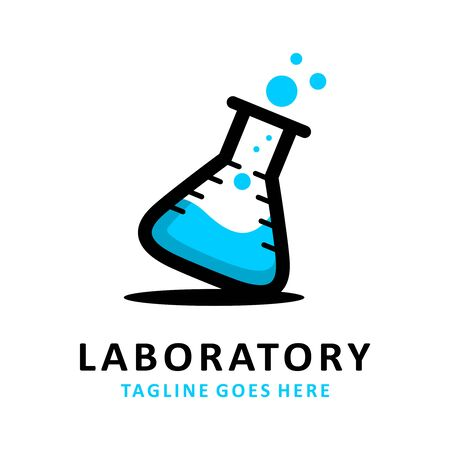 laboratory logo your company