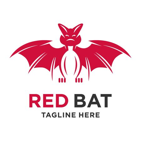 bat animal logo your company