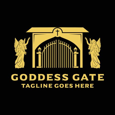 logo of the goddess gate your company
