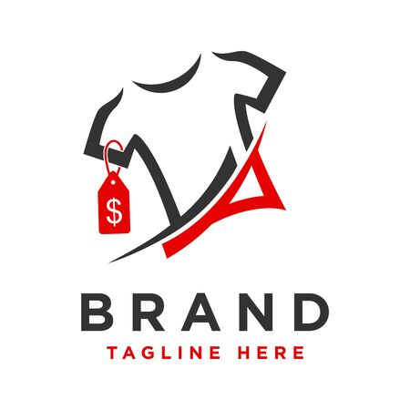 logo on selling t-shirts your company