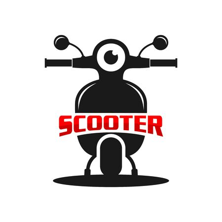 scooter logo design your company