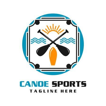 canoe sports logo your company