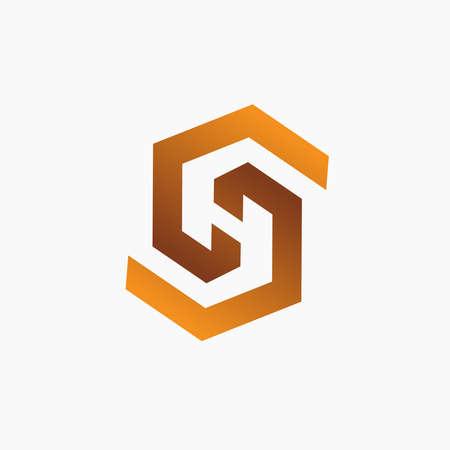 simple minimalist home logo design