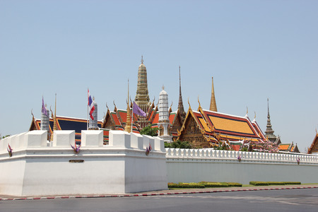 palladium: Emerald Buddha Temple is the most sacred Buddhist temple a potent religionpolitical symbol and the palladium of Thai society.