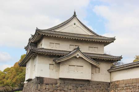 unification: Fortresses and Moat were built around Osaka Castle, which is one of Japans most famous and played a major rule in the unification of Japan during the 16th century of the Azuchi-Momoyama period, as a protection.