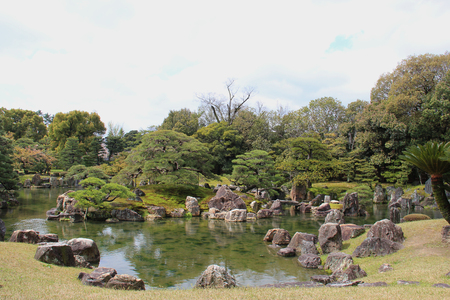divulge: Beautiful Japanese Style Garden in Kyoto