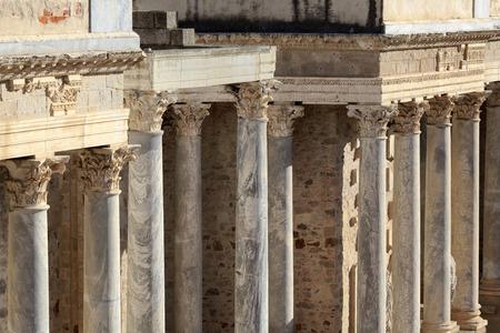 extremadura: Roman theatre, Merida, Extremadura, Spain