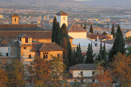granada: Granada, Andalusia, Spain