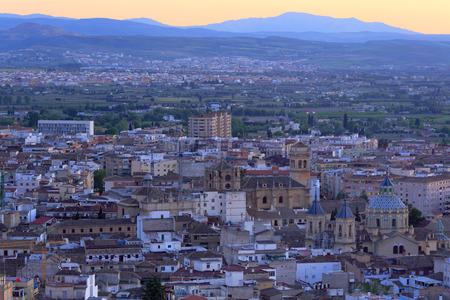nite: Granada, Andalusia, Spain
