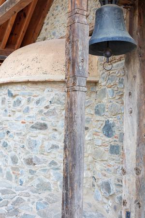 tou: Small bell of Church of Panagia tou Moutoulla, Moutoullas, Cyprus