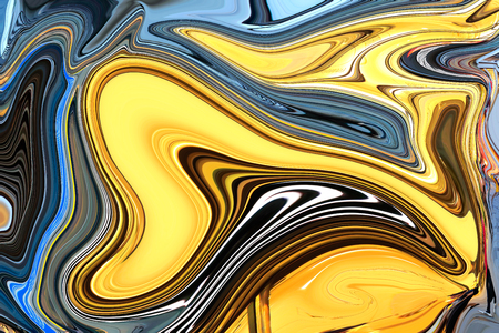 Abstract colorful background for creative design imitation of oil painting Stock Photo