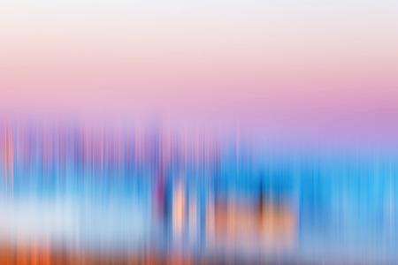 Psychedelic background based on blured landscape image Reklamní fotografie - 76067672