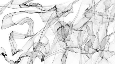 voile: 3D rendered transparent veil