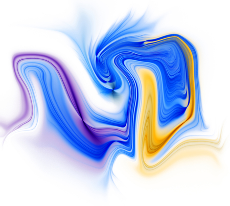 colors paint: Colorful psychedelic liquefied background