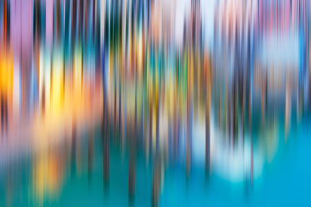 modern house: Psychedelic background based on blured architecture image Stock Photo