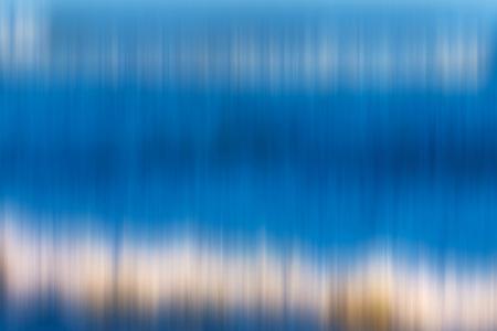 Psychedelic background based on blured landscape image looks like painting