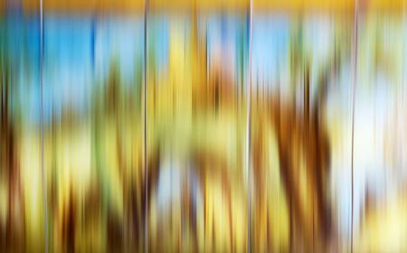 Psychedelic background based on blured landscape image Stock Photo