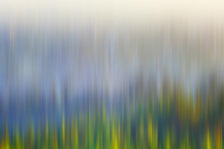 Psychedelic background based on blured landscape image Reklamní fotografie