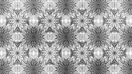 Abstract fractal illustration for creative design 免版税图像