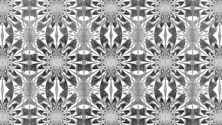 Abstract fractal illustration for creative design Zdjęcie Seryjne