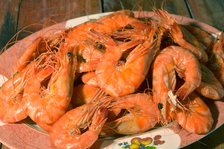 boil: shrimp boil