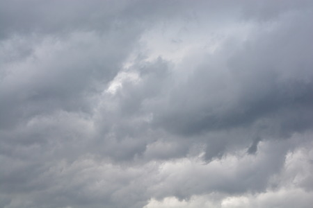 add text: Rainclouds or Nimbus in rainy season and copy space for add text