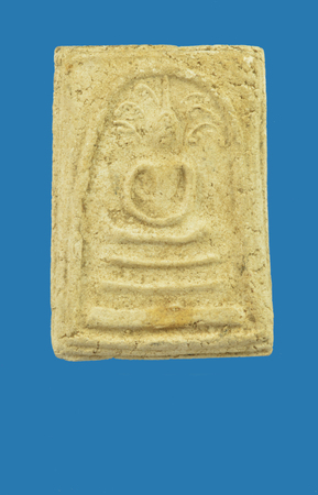 Phra Somdej Toh Thai Amulets in Thailand 写真素材