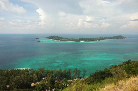 Koh Lipe is a small L-shaped island located in the southern Thailand's Satun Province near the Thailand/Malaysia border. It belongs to the Adang-Rawi Archipelago, situated on the outskirts of the Tarutao National Marine Park.