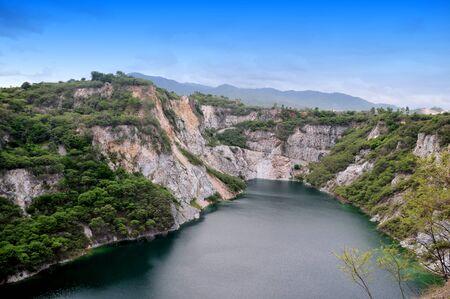 Gran Canyon Kiri, Chonburi, Thailand