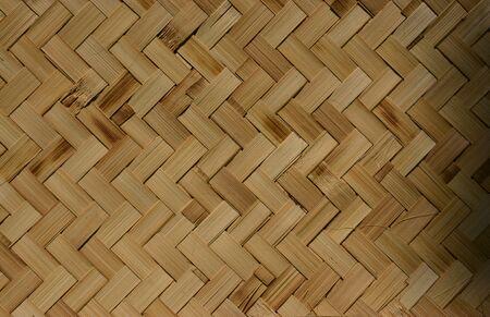 Native Thai style bamboo wall, Bamboo panel wall