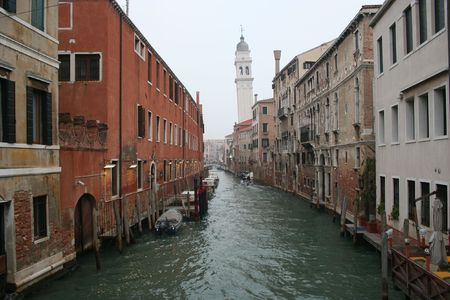 Venice, grand canal - canal grande photo