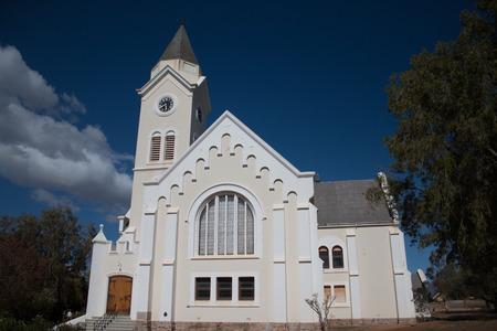 Church building in McGregor, Western Cape