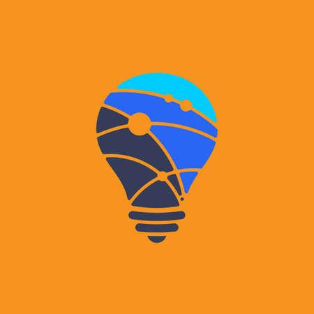 Modern Tech Bulb