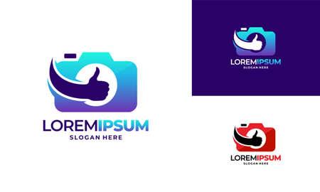 Camera Photography logo designs concept vector, Best Photography logo