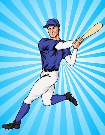base ball: Baseball player