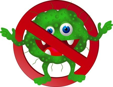 нано: Остановить вирус