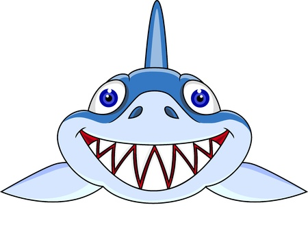 shark head Stock Vector - 13494985