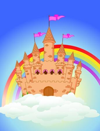 castillos de princesas: Hada del castillo