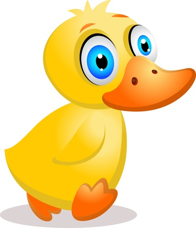 rubber ducks: baby duck