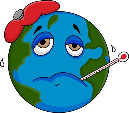 klima: Kranke Erde