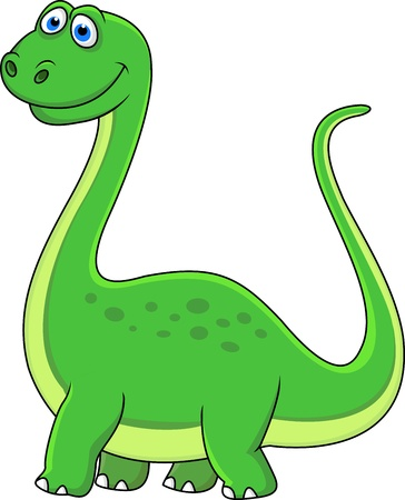 reptile: Dinosaur cartoon