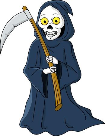 leven en dood: Grim reaper